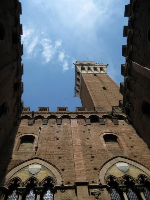 La Torre del Mangia