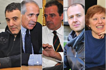 candidati sindaco siena