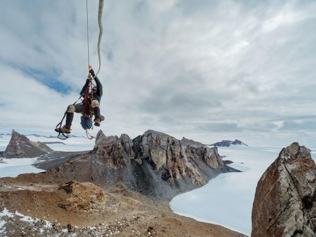climber-antarctica