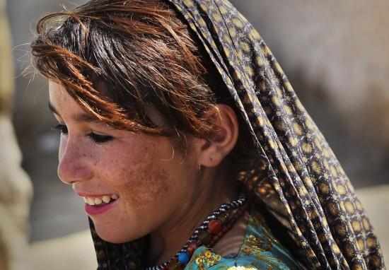 donna afgana