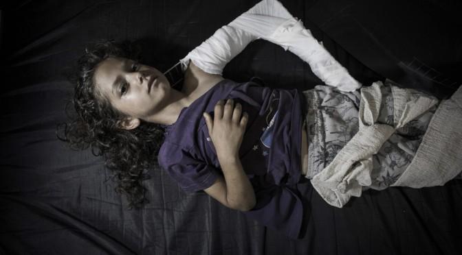 Non esiste nessuna altra unicità della condizione di Israele che possa giustificare un'indulgenza su quello che Israele sta facendo a Gaza