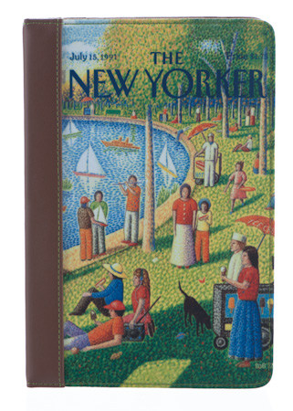 new yorker kindle cover