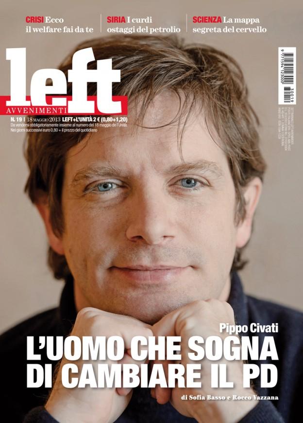 Il nuovo attacco di Beppe Grillo a Pippo Civati