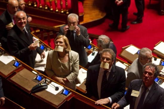 post-it senato