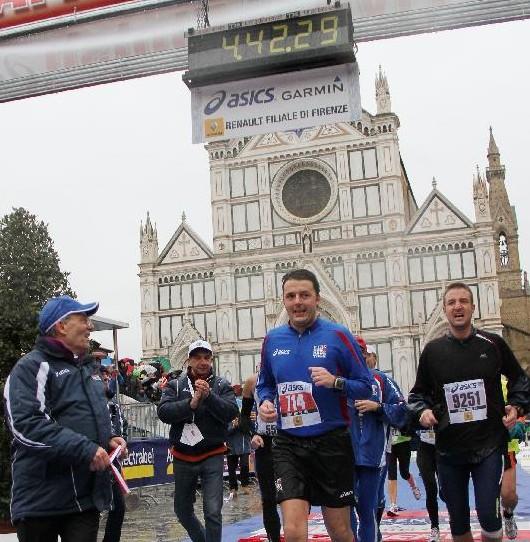 renzi maratona