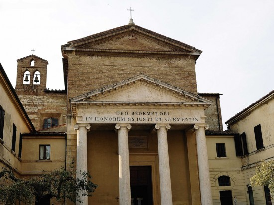 chiesa santi giusto e clemente castelnuovo berardenga