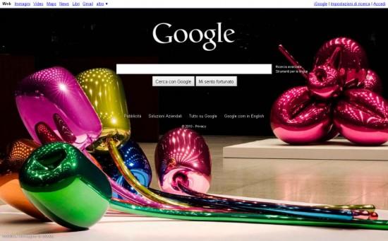 sfondo google
