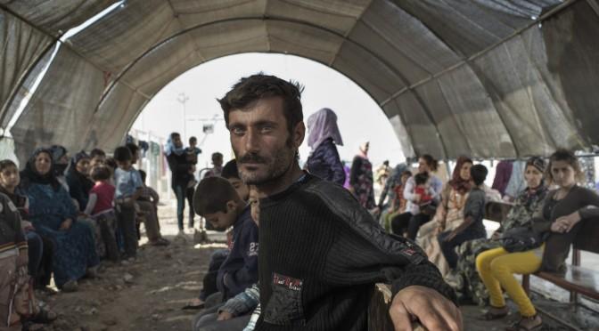 C'è una mancanza di umanità rispetto alla Siria